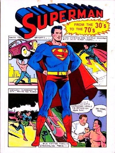 Couverture de Superman (TPB) - SC- Superman from the 30's to the 70's
