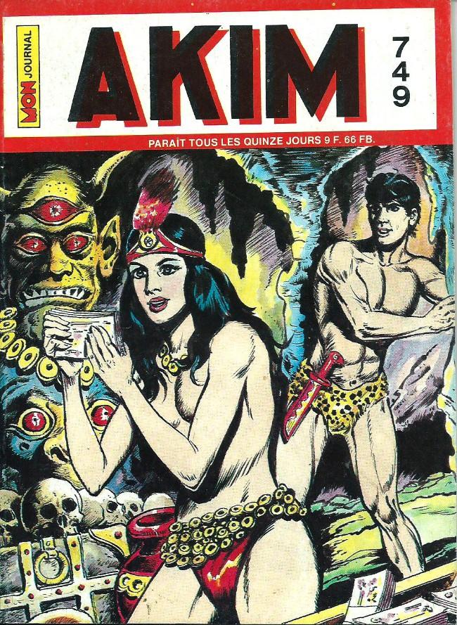 Couverture de Akim (1re série) -749- Le talisman