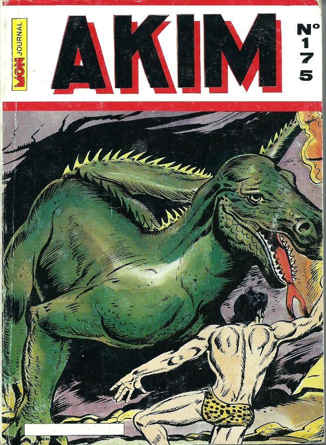 Couverture de Akim (1re série) -Rec175- Album N°175 (du n°737 au n°740)