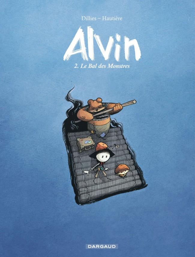 Couverture de Alvin -2- Le Bal des Monstres