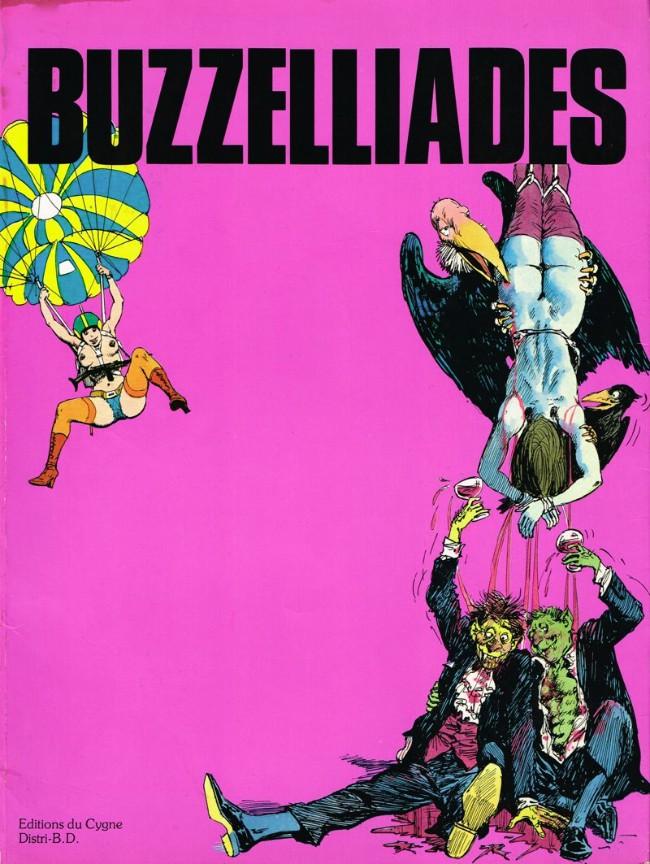 Couverture de (AUT) Buzzelli - Buzzelliades