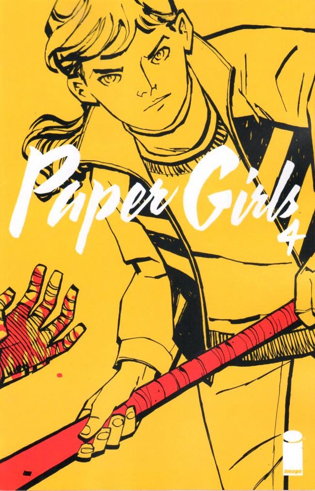 Couverture de Paper Girls (Image comics - 2015) -4- Paper Girls