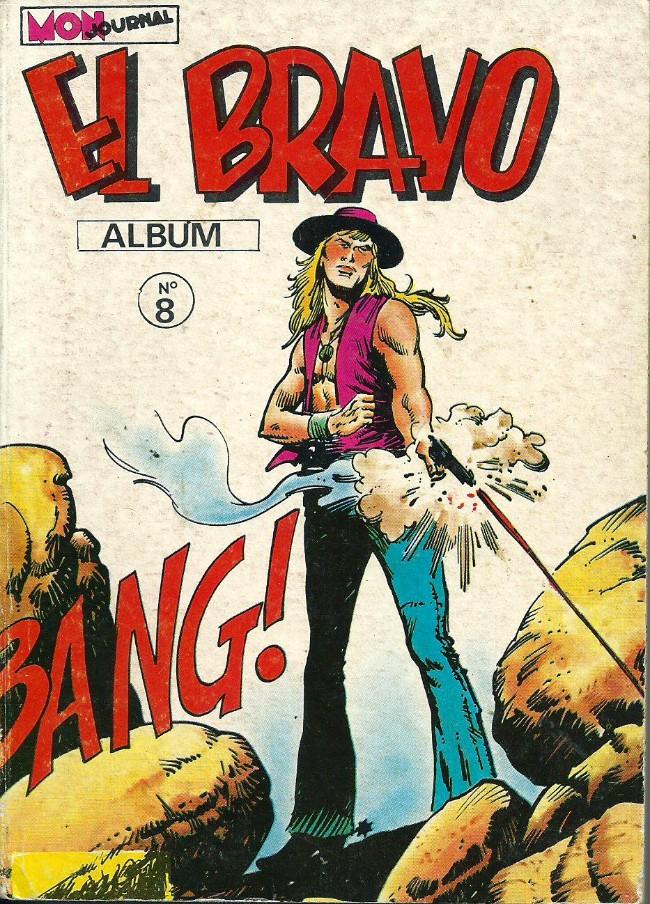 Couverture de El Bravo (Mon Journal) -Rec08- Album N°8 (du n°22 au n°24)