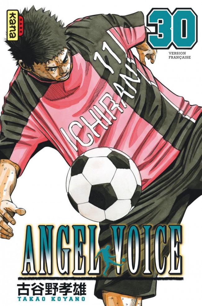 Couverture de Angel Voice -30- Tome 30