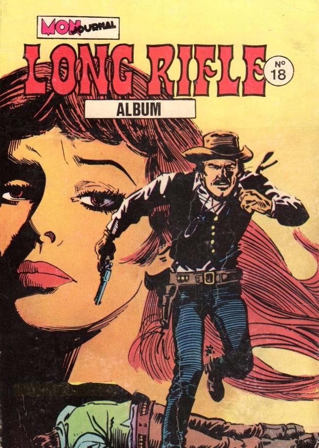Couverture de Long Rifle -Rec18- Album N°18 (du n°52 au n°54)