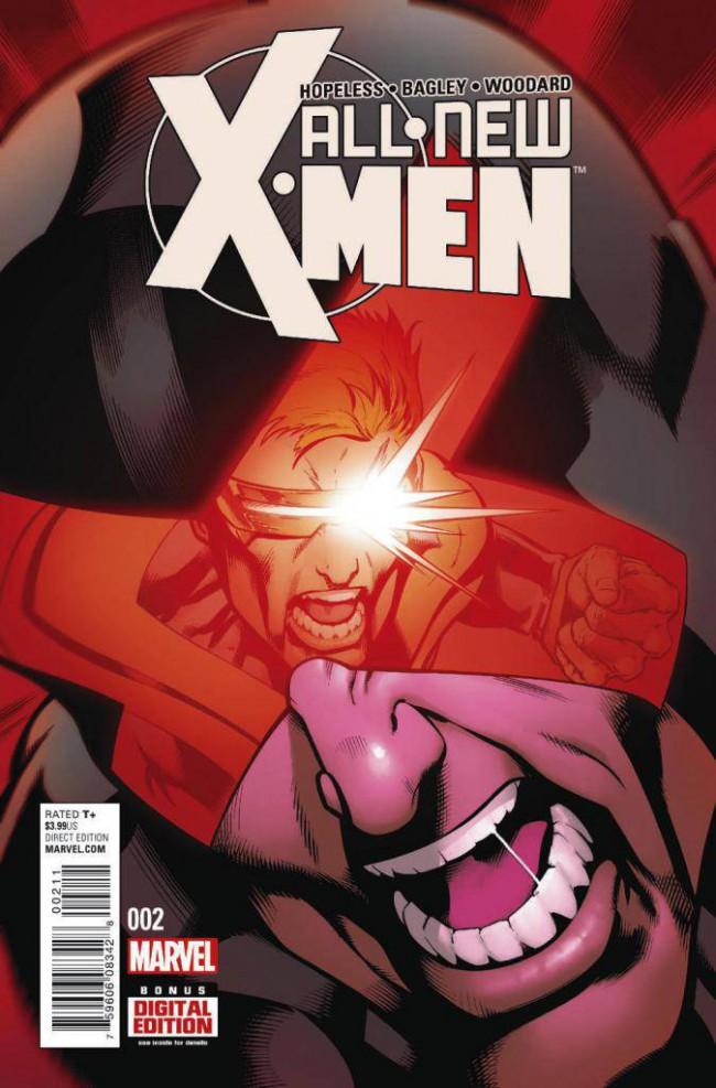 Couverture de All-New X-Men (Marvel comics - 2016) -2- All-New X-Men #2