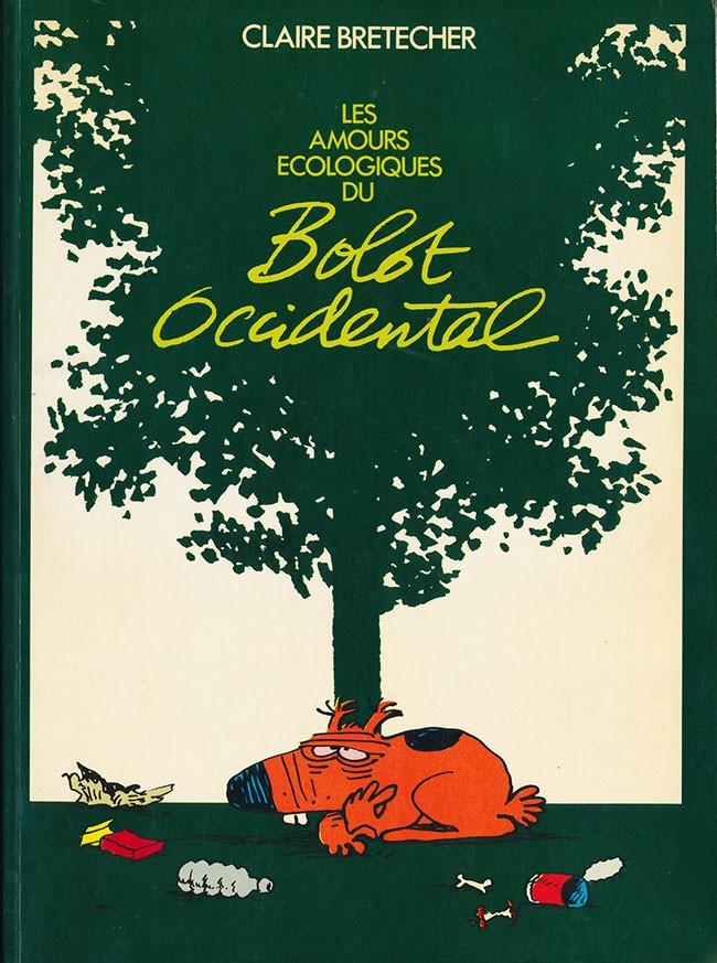 Couverture de Les amours écologiques du bolot occidental - Les amours écologiques du Bolot Occidental