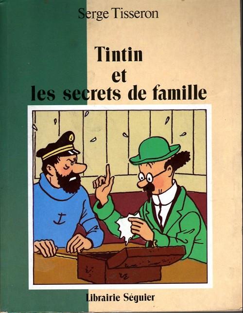 Couverture de (AUT) Hergé -77- Tintin et les secrets de famille