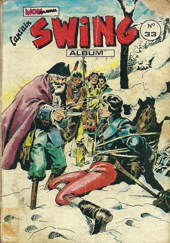 Couverture de Capt'ain Swing! (1re série) -Rec033- Album N°33 (du n°129 au n°131)