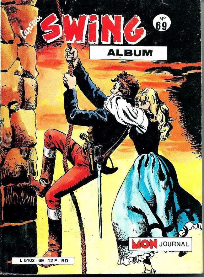Couverture de Capt'ain Swing! (1re série) -Rec069- Album N°69 (du n°237 au n°239)