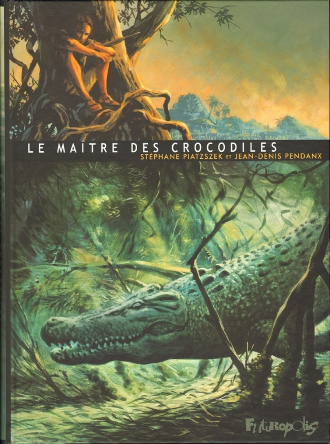 Le Maitre des crocodiles One shot