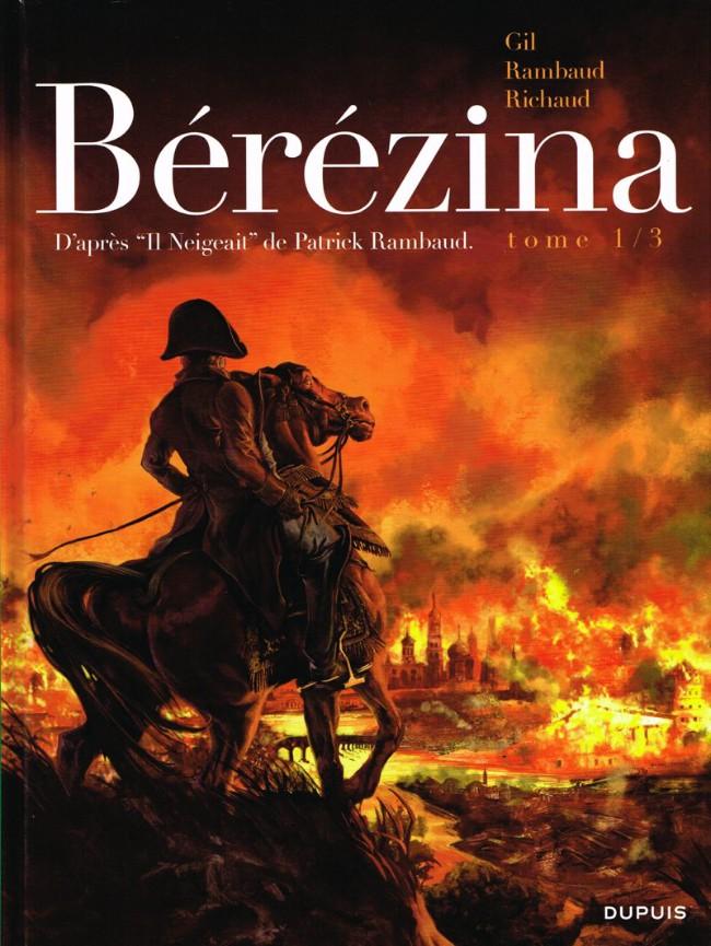 Bérézina Tome 1 PDF