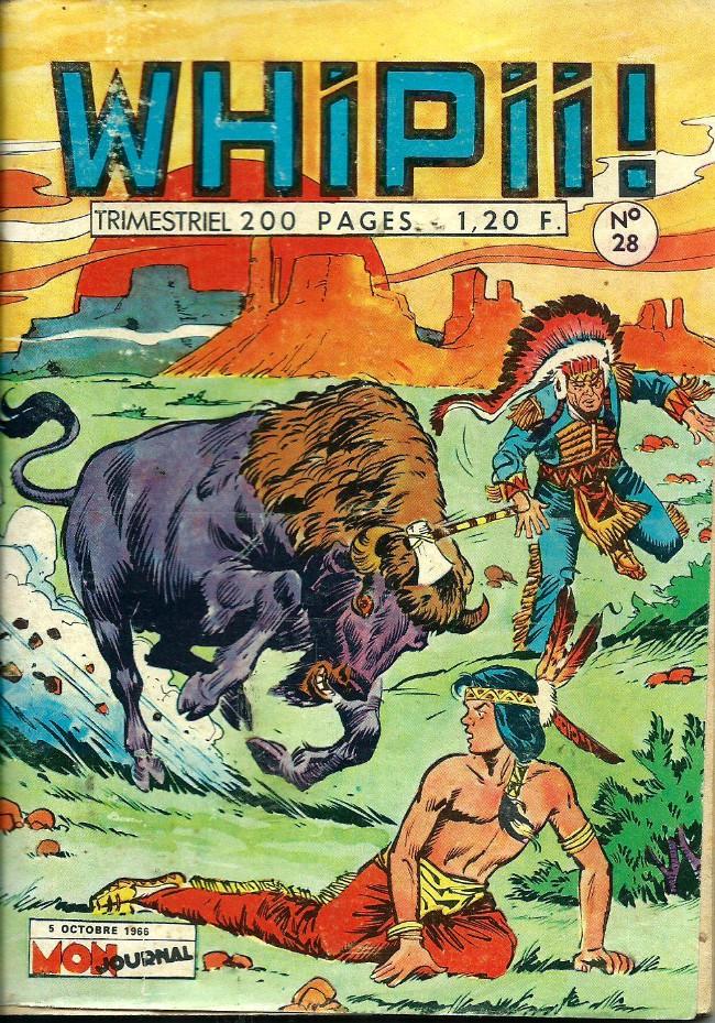 Couverture de Whipii ! (Panter Black, Whipee ! puis) -28- Dans la mine aux esclaves