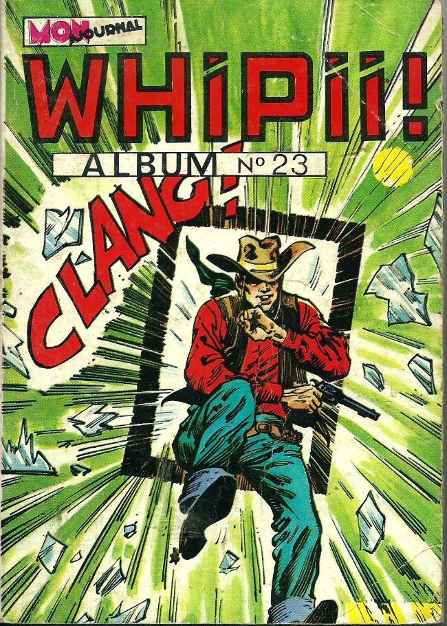 Couverture de Whipii ! (Panter Black, Whipee ! puis) -Rec23- Album N°23 (du n°65 au n°67)