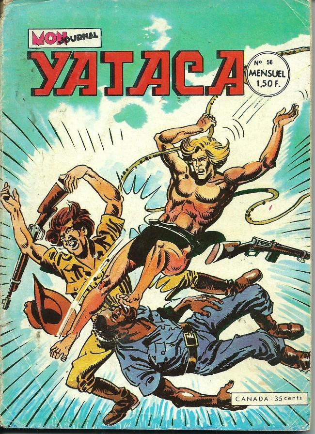 Couverture de Yataca (Fils-du-Soleil) -56- Le patron