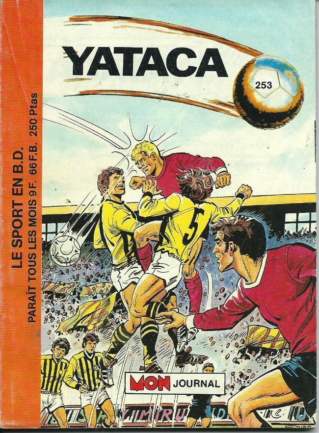 Couverture de Yataca (Fils-du-Soleil) -253- Voyage aux USA