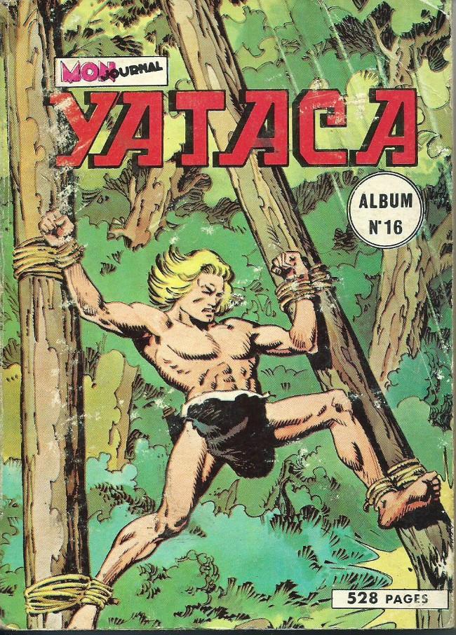 Couverture de Yataca (Fils-du-Soleil) -Rec16- Album N°16 (du n°57 au n°60)