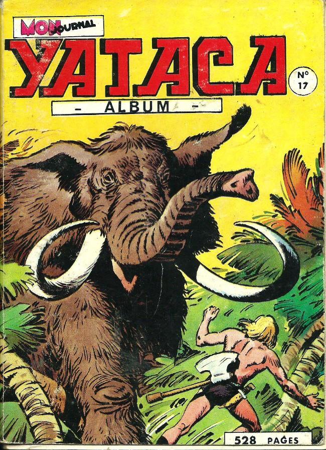 Couverture de Yataca (Fils-du-Soleil) -Rec17- Album N°17 (du n°61 au n°64)