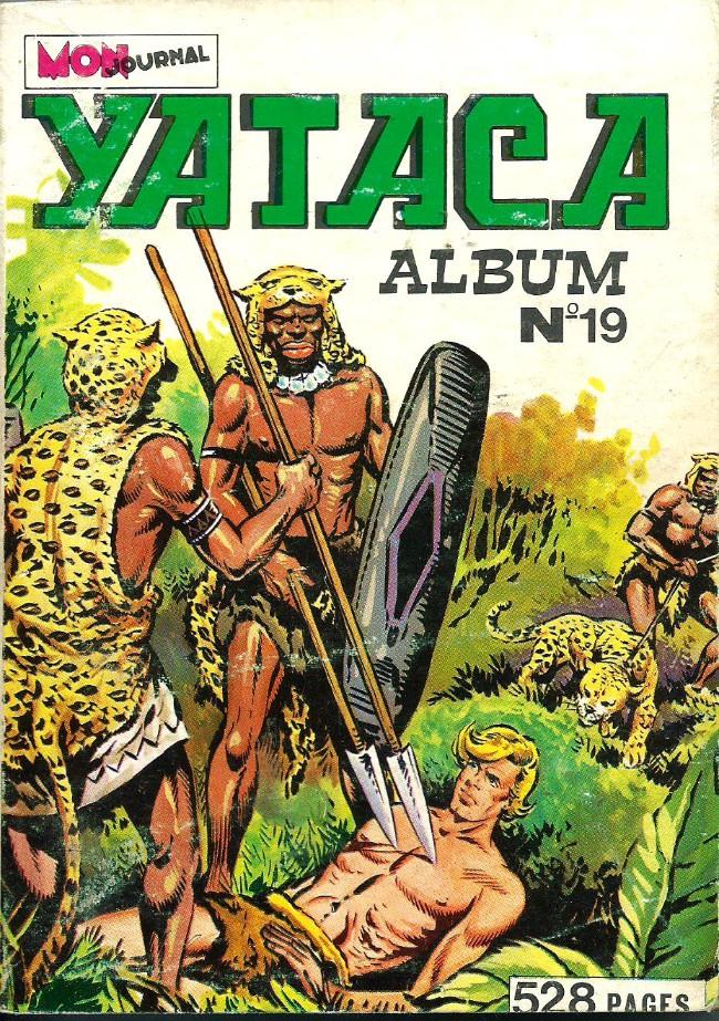 Couverture de Yataca (Fils-du-Soleil) -Rec19- Album N°19 (du n°69 au n°72)