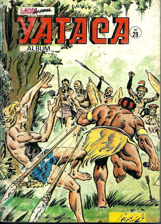 Couverture de Yataca (Fils-du-Soleil) -Rec29- Album N°29 (du n°108 au n°110)
