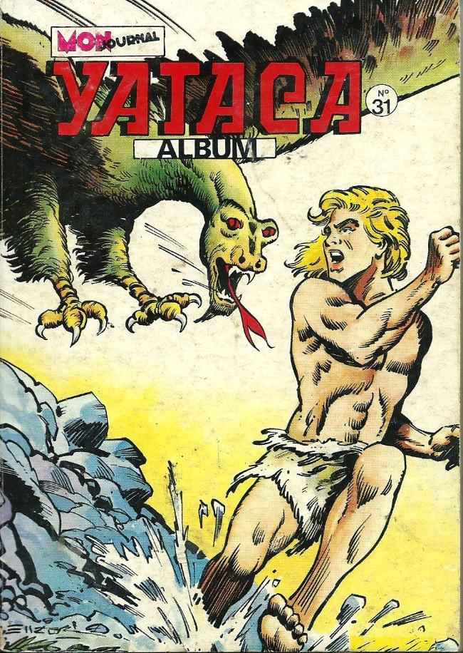 Couverture de Yataca (Fils-du-Soleil) -Rec31- Album N°31 (du n°114 au n°116)