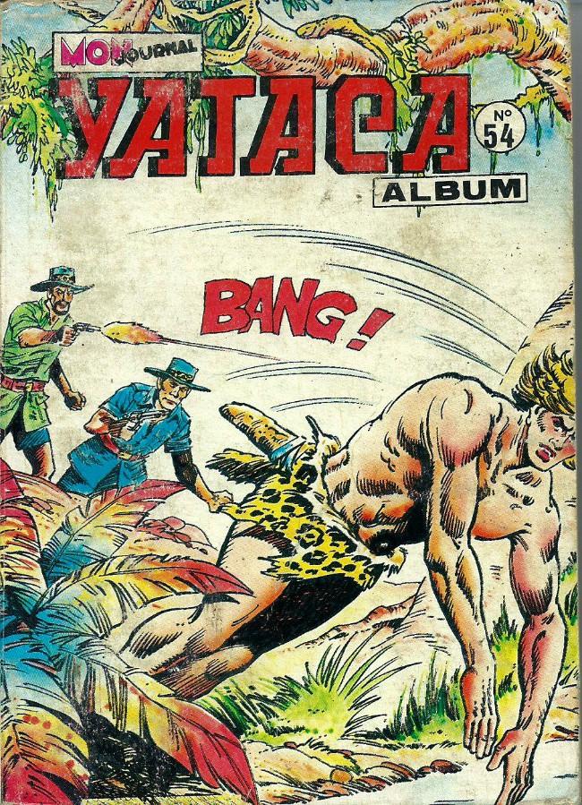 Couverture de Yataca (Fils-du-Soleil) -Rec54- Album N°54 (du n°183 au n°185)