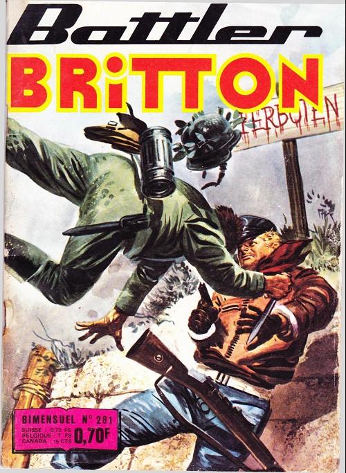 Couverture de Battler Britton (Imperia) -281- Priorité absolue