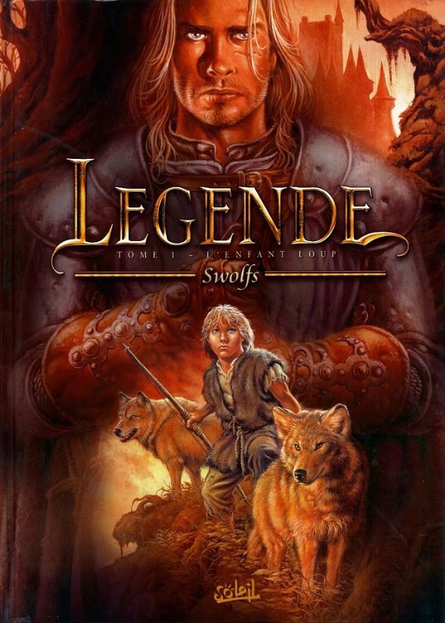 Legende 1 L Enfant Loup