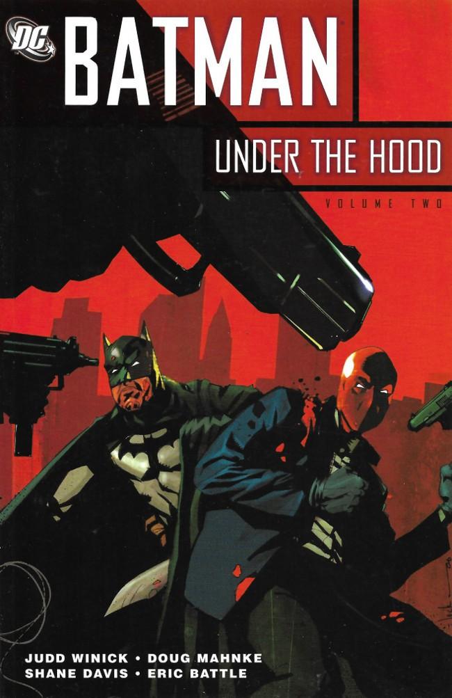 Couverture de Batman (1940) -INT- Under the Hood - volume two