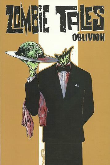 Couverture de Zombie Tales: The Series (2008) -INT02- Oblivion