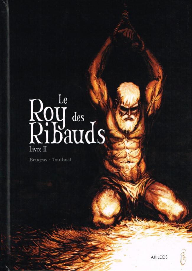 Couverture de Le roy des Ribauds -2- Livre II