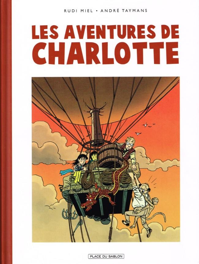 Couverture de Charlotte (Les Aventures de) -INT- Les Aventures de Charlotte