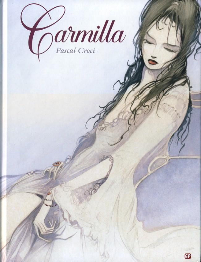 Couverture de Carmilla (Croci) - Carmilla