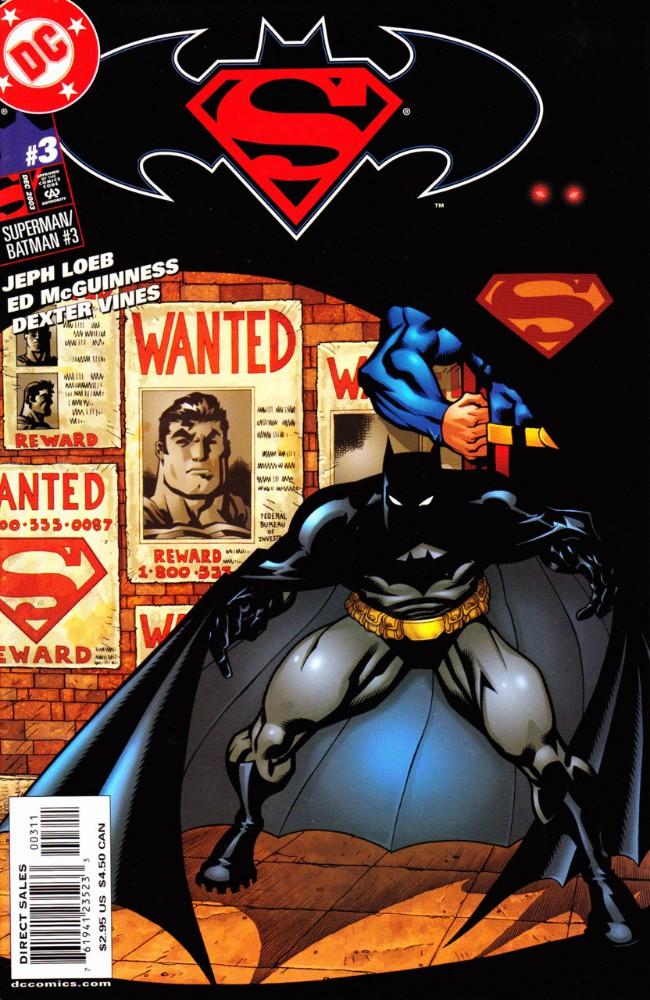 Couverture de Superman/Batman (2003) -3- The world's Finest. Part 3: Running Wild