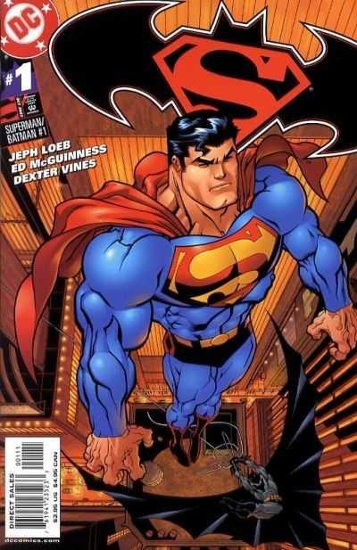 Couverture de Superman/Batman (2003) -1- The world's Finest. Part 1: The world