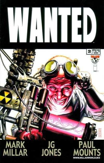 Couverture de Wanted (2003) -3- Supergangbang