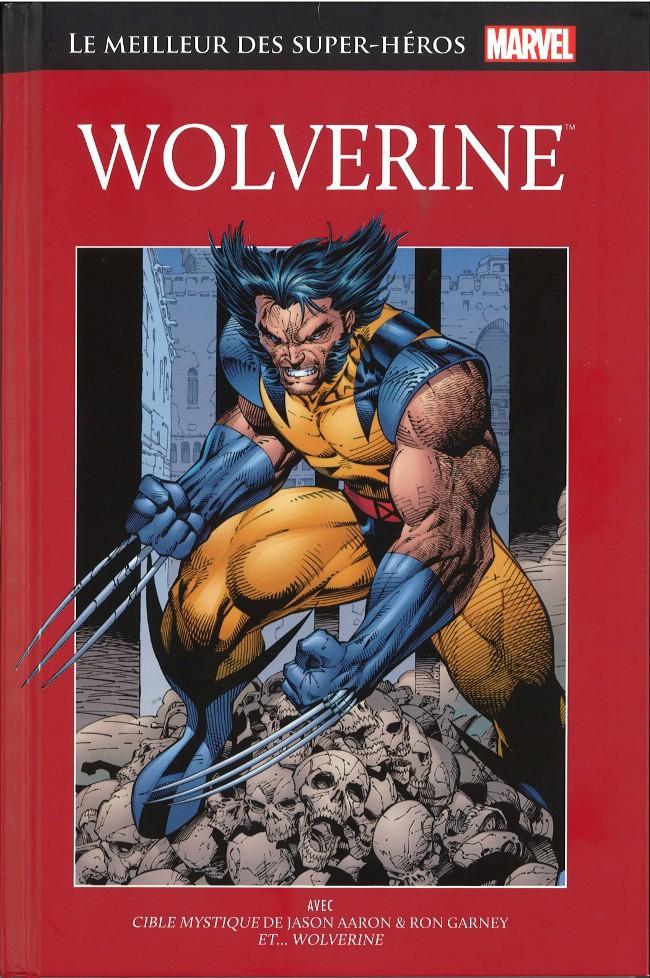 Couverture de Marvel Comics : Le meilleur des Super-Héros - La collection (Hachette) -3- Wolverine