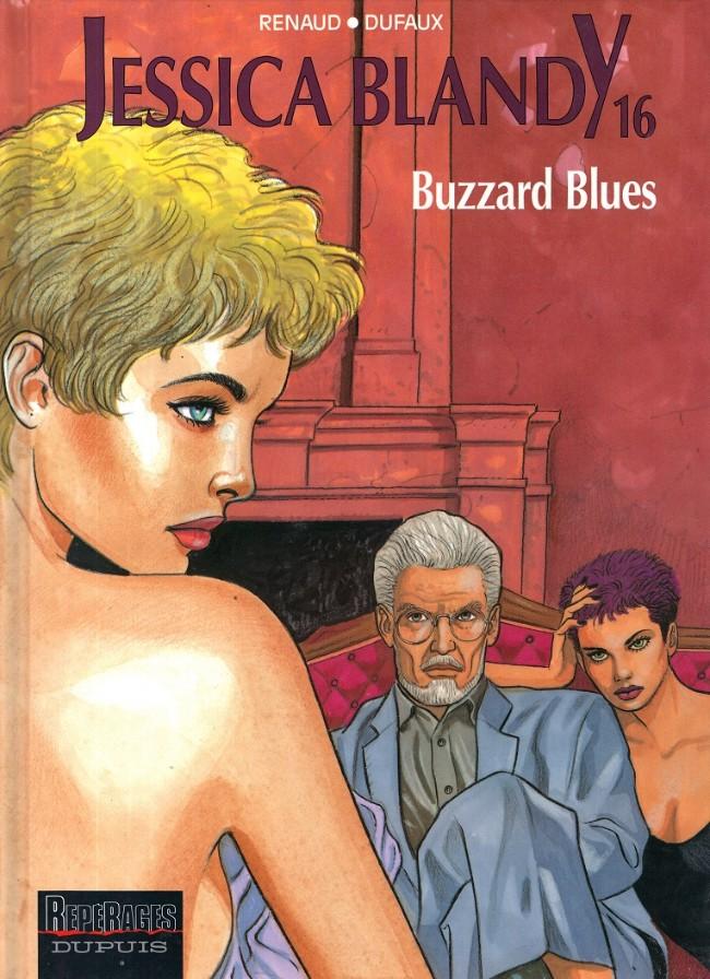 Couverture de Jessica Blandy -16- Buzzard Blues