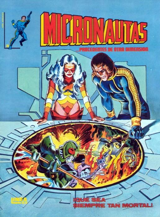 Couverture de Micronautas (Vol.2) -3- ¡Que sea siempre tan mortal!