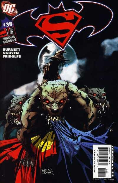 Couverture de Superman/Batman (2003) -38A- Torment Part 2: Crack-Up