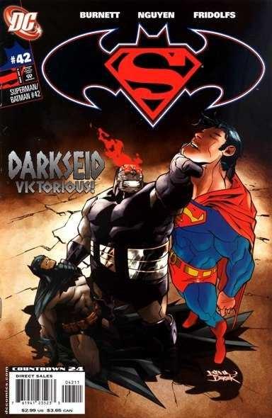 Couverture de Superman/Batman (2003) -42- Torment Part 6: Release