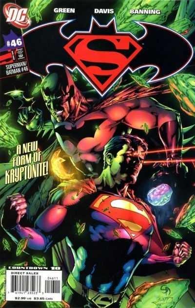 Couverture de Superman/Batman (2003) -46- K, Chapter 3: Varietals