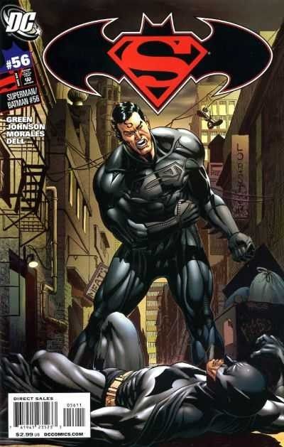 Couverture de Superman/Batman (2003) -56- Super/Bat, Conclusion