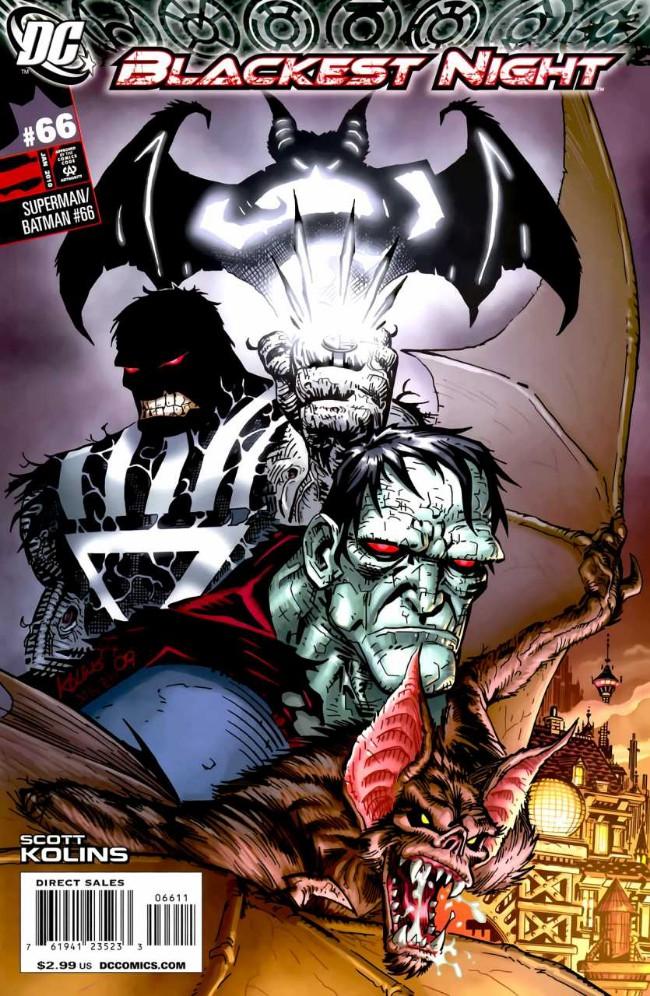 Couverture de Superman/Batman (2003) -66- Night Of The Cure, Part One