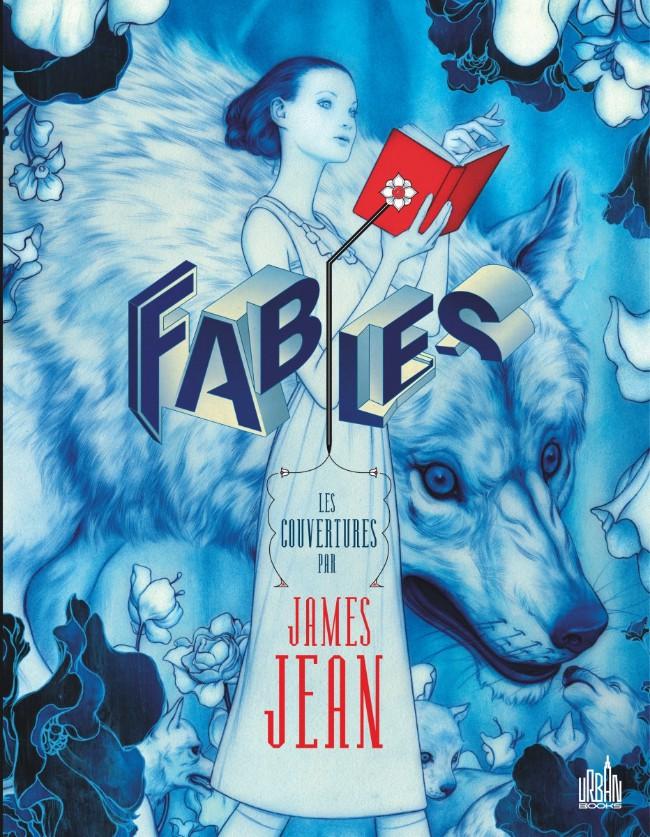 Couverture de Fables (Urban Comics) -HS- Les Couvertures par James Jean