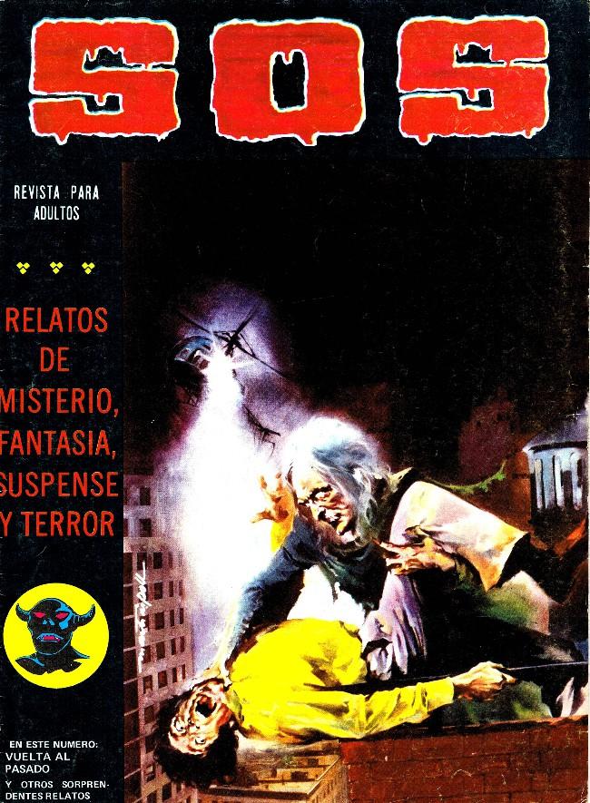 Couverture de SOS (Vol.2) -9- Vuelta al pasado