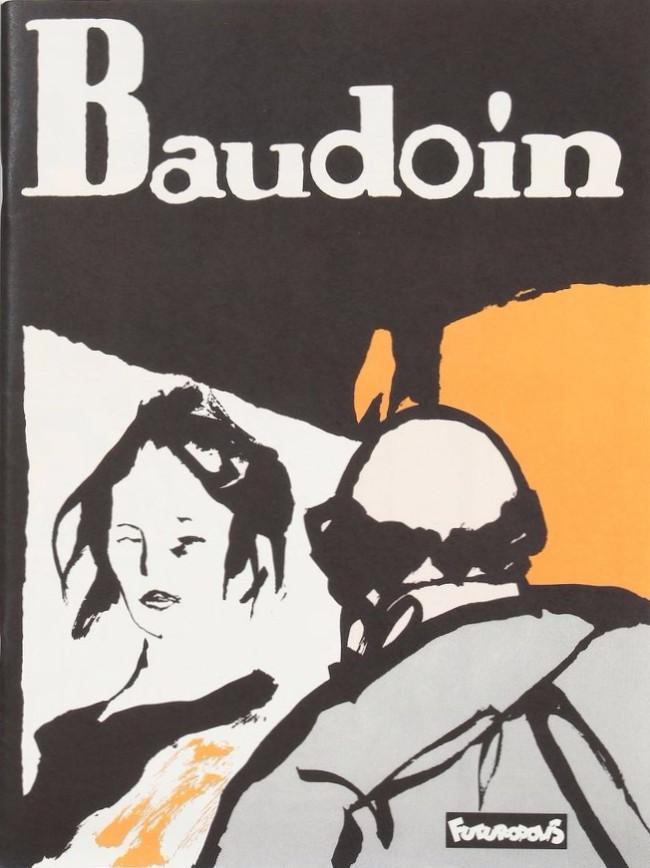 Couverture de Baudoin