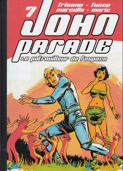 Couverture de John Parade -INT7- John Parade