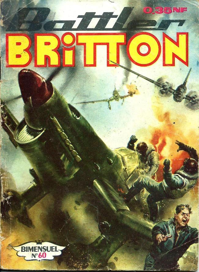 Couverture de Battler Britton (Imperia) -60- Le combattant solitaire