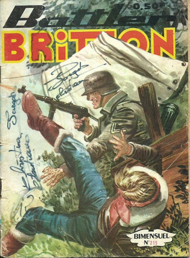 Couverture de Battler Britton (Imperia) -215- Ami ou ennemi?